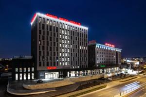 Airport Hotel Okecie budynek